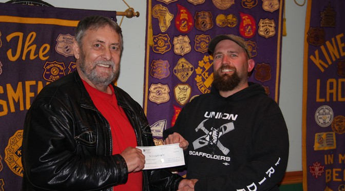 Western Forest Products Donates $2,209