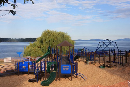 Transfer Beach playground