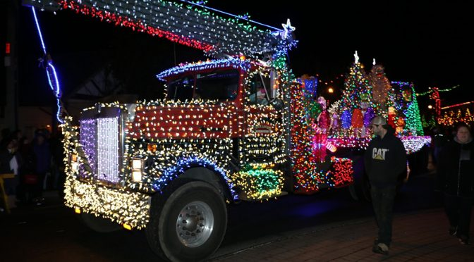 Festival of Lights Kinsmen Parade Entry Form 2021