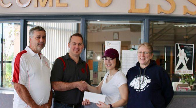 Ladysmith Secondary School Donation