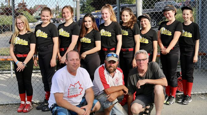 Ladysmith Lightning Fastball