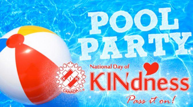 KINdness Day @ FJCC – Mar 30
